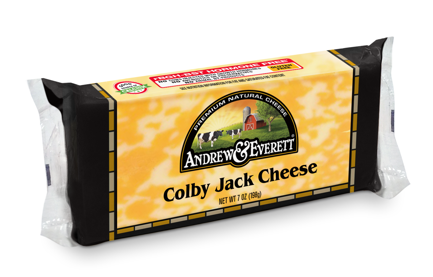 Colby Jack Brick Cheese – Andrew & Everett Cheese